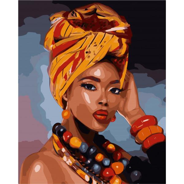 "Картина по номерам ""Африка Арт"""