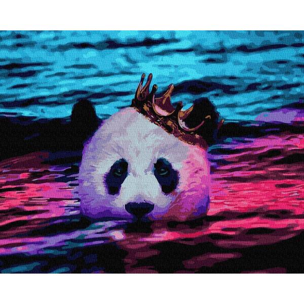 """Картина по номерам """"Большая панда"""""""
