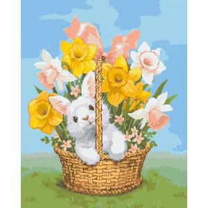 "Картина по номерам ""Весенний подарок"""