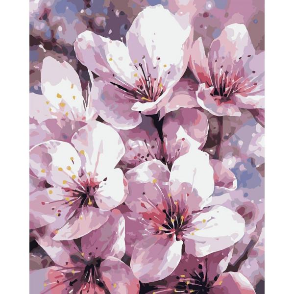 """Картина по номерам """"Дыхание весны"""""""