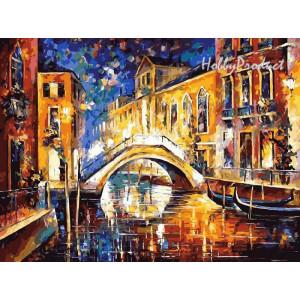 """Картина по номерам """"Ночь в Венеции"""""""