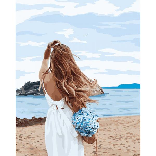 """Картина по номерам """"Ветер надежды"""""""