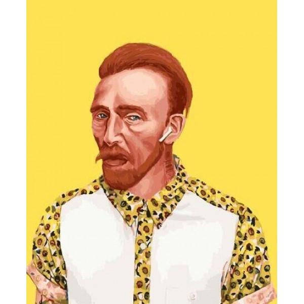 "Картина по номерам ""Ван Гог"""
