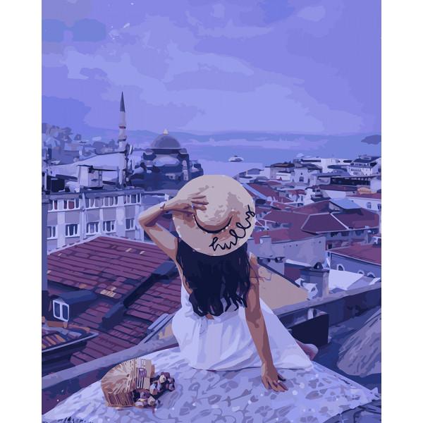 """Картина по номерам """"Вечер Флоренции"""""""