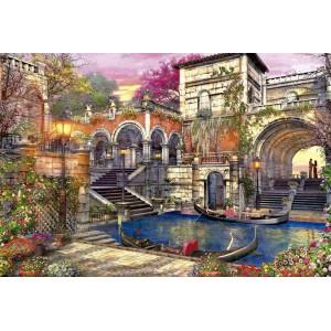 """Картина по номерам """"Венецианская сказка"""""""